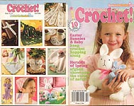 Hooked on Crochet! #92, April 2002