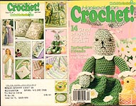 Hooked on Crochet! #98, April 2003