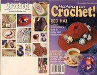 Hooked on Crochet! #104, April 2003