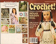 Hooked on Crochet! #106, August 2003