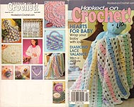 Hooked on Crochet! #110, April 2005