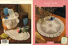 Sara Jane Designs Cottage Doilies