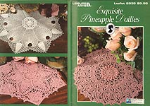 LA Exquisite Pineapple Doilies