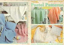 LA Pastel Patterns for Baby