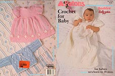 Patons Crochet For Baby
