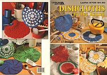 LA Dishcloths In the Round