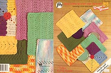Lily Dishclothes to Knit and Crochet