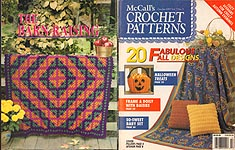 McCall's Crochet Patterns, Oct. 1993