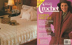 McCall's Crochet Patterns, Feb. 1995