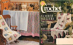 McCall's Crochet Patterns, June 1995