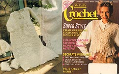 McCall's Crochet Patterns, Aug. 1995