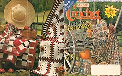 McCall's Crochet Patterns, Oct. 1995