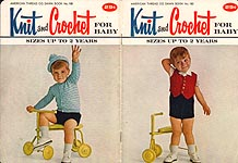 Star Book No. 180: Knit and Crochet for Baby