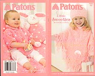 Patons Little Sweeties to Knit & Crochet
