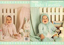 Leisure Arts Baby Layettes Book 3