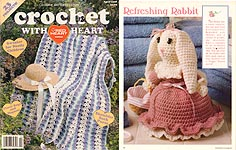 Crochet With Heart, April 1998