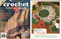 Crochet With Heart, August 1999