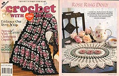 Crochet With Heart, February 2000.