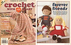 Crochet With Heart, February 2001