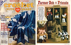 Crochet With Heart, August 2001