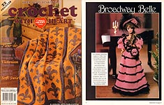 Crochet With Heart, February 2002