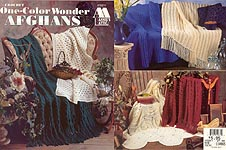 Annie's Attic One-Color Wonder Afghans
