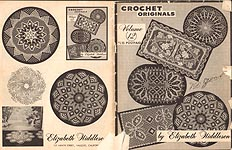 Crochet Originals by Elizabeth Hiddleson, Vol. 12