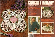 Crochet Fantasy Number 7, July 1983