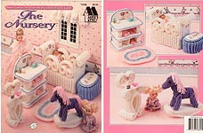 Fashion Doll Home Decor Crochet Collectors Guild: The Nursery