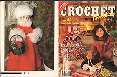 Crochet Fantasy Holiday Edition No. 38, September 1987