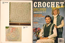 Crochet Fantasy No. 40, December 1987