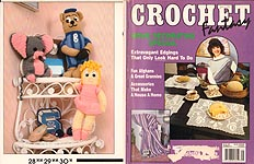 Crochet Fantasy No. 41, January 1988