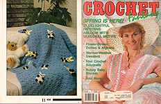 Crochet Fantasy No. 43, April 1988