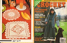 Crochet Fantasy No. 45, July 1988