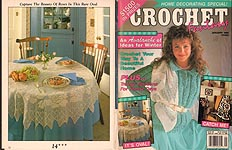 Crochet Fantasy No. 48, January 1988