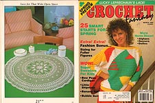 Crochet Fantasy No. 49, March 1989