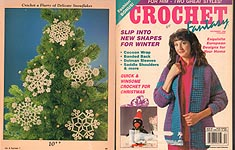 Crochet Fantasy No. 55, December 1989