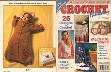Crochet Fantasy No. 57, February 1990