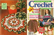 Crochet Fantasy No. 112, January 1997