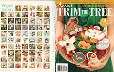 Annie's Special Christmas Issue: Trim The Tree