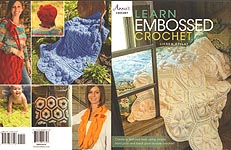 Annie's Learn Embossed Crochet