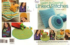Annie's Learn to Crochet Linked Stitches