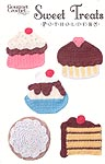 Gourmet Crochet Sweet Treats Potholders
