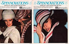 Spinnovations 16: Heads Up -- Hats, Scarfs, and Mittens