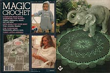 Magic Crochet No. 29, February 1984