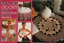 Magic Crochet No. 30, April 1984
