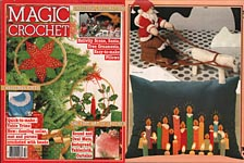 Magic Crochet No. 32, October 1984
