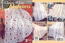 ASN Classic White Afghans