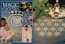 Magic Crochet No. 33, December 1984