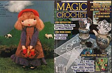 Magic Crochet No. 36, June 1985